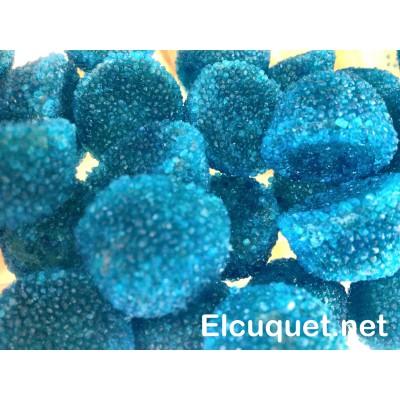 Moras azules