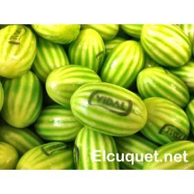 Chicle melón