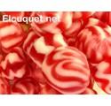 Tarta  chuches grande Tonos rojos