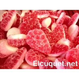 Fresa nata azúcar pack 250 grs