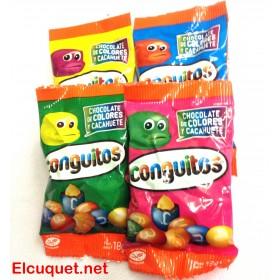 Conguitos colores bolsa