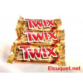 Twix pack de 6 unidades