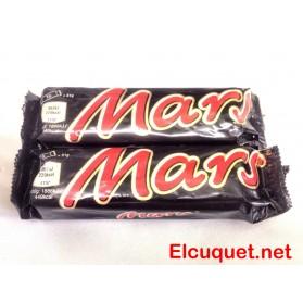 Mars pack de 6 unidades