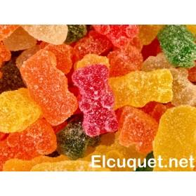 Ositos azúcar pack 250 grs