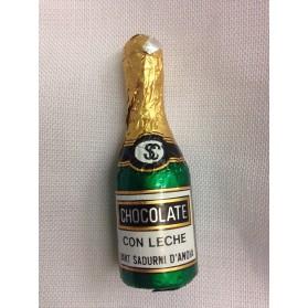 Botella mini cava Simón Coll pack 6 uds