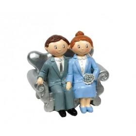 Novios bodas de plata