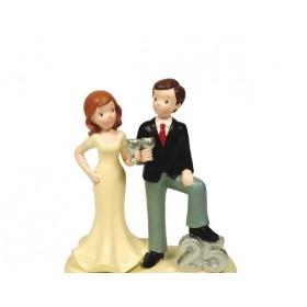 Abuelos bodas de oro simpaticos
