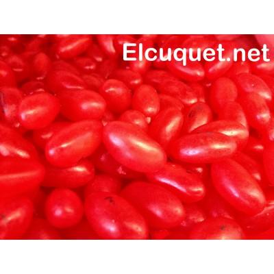 Jelly beans de cereza pack de 250 grs