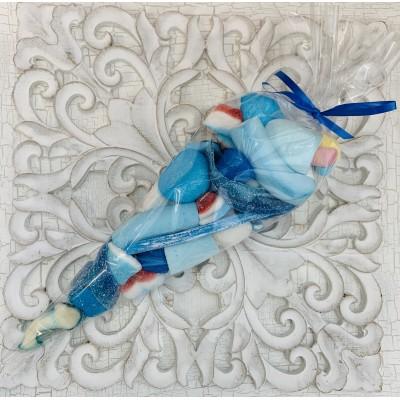Bolsa chuches azules