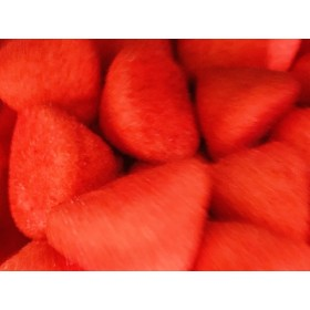 Bola nube roja pack 250 grs