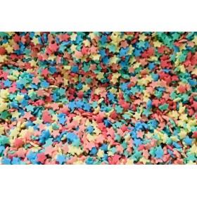Sprinkles estrellas colores