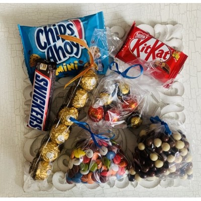 Pack confinament xocolates