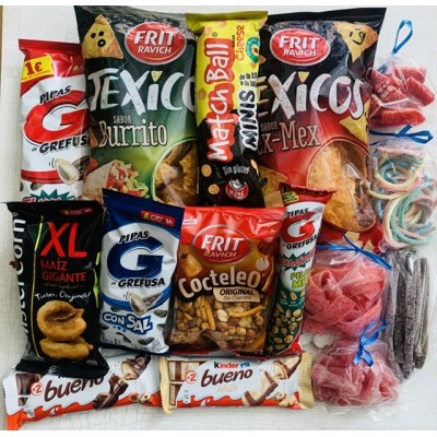 Pack confinament Mix