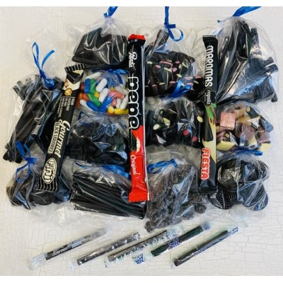 Pack confinamiento regaliz negra