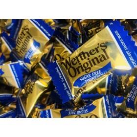 Werther's original sin azúcar,bolsa 250grs