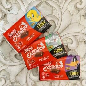 Pack Chocolate Nestlé extrafino 3 unidades