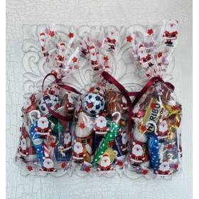 Bolsa chuches Navidad chocolates