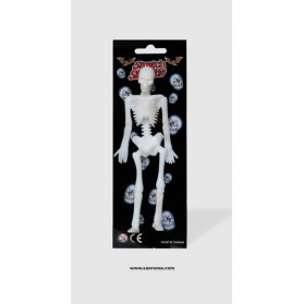 Esqueleto elástico 16 cm.