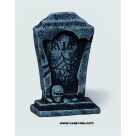 Mini lápida 13 x 20 cm.